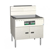 Pitco SGM34-C Mega High Efficiency Gas Fryer with Intellifry Computer Plus C52 Controls