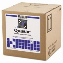 Franklin Cleaning Technology Quasar High Solids Floor Finish, 5 Gallon Bag-in-Box