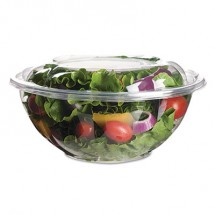 Eco-Products Renewable and Compostable Containers, 18 oz., Clear, 150/Carton