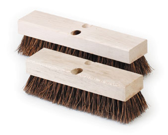 Royal BR DECK 10 Deck Brush with Palmyra Bristles 10""