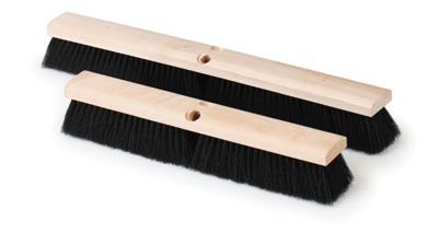 Royal BR FLR 24 Tampico Fiber Floor Broom 24""