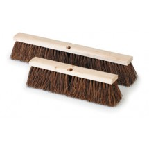 Royal BR GARAGE 14 Palmyra Bristle Garage Broom 14""