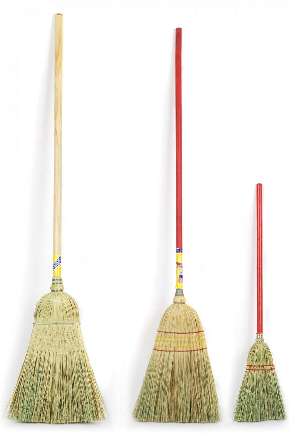 Royal BRM MAID Maids Broom with Handle 42""