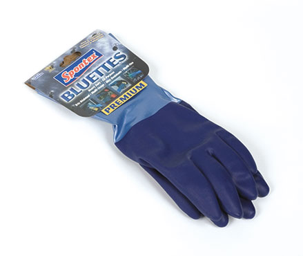 Royal GLV BLU M Medium Bluettes Gloves