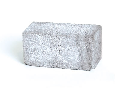 "Royal GRILL 36-12 Pure Pumice Grill Stone 6"" x 3"" x 3"""