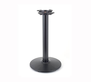 Royal Industries ROY RTB 30 R Round Powder Coated Iron Table Base 30""