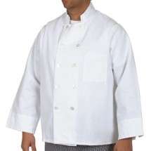 Royal RCC 303 XL Permanent Press Twill Chef Coat