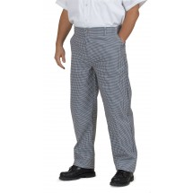 Royal RCP 250 38 Checkered Kitchen Pants, Size 38