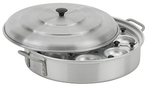Royal ROY 209 Aluminum 12 Cup Egg Poacher