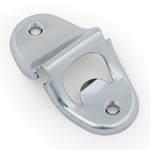 Royal ROY 511 Wall Mount Bottle Opener with Chrome Finish