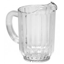 Royal ROY 5700 Clear Plastic Pitcher 60 oz.