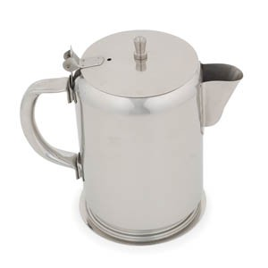 Royal Roy B 700 64 Oz Stainless Steel Water Pitcher With Lid