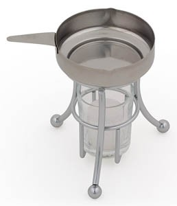 Royal ROY BW Stainless Steel Complete Butter Warmer