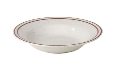Royal ROY CH P 3 Pueblo Rim Soup Bowl 9 oz. - 2 doz