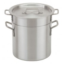 Royal ROY DB 8 Aluminum 8 Qt. Double Boiler