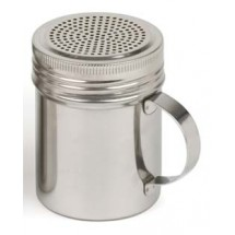 Royal ROY DRG SH Stainless Steel Dredge With Handle 10 oz.