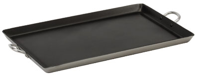 "Royal ROY GRID 17 S Heavy Weight Aluminum Non-Stick Griddle with Handles 17"" x 12"""