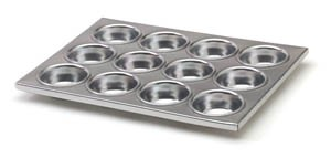 Royal ROY MUF 12 Aluminum 12 Cup Muffin Pan