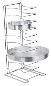 Royal ROY PTS 11 11 Shelf Pizza Pan Rack