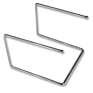 Royal ROY PTS 987 Chrome Plated Pizza Tray Stand