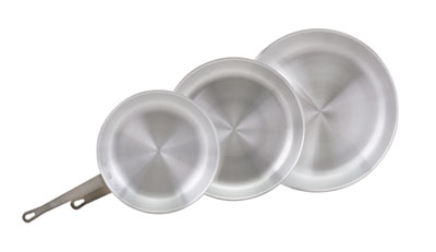 Royal ROY RFP 7 A Heavy Duty Aluminum Uncoated Fry Pan 7