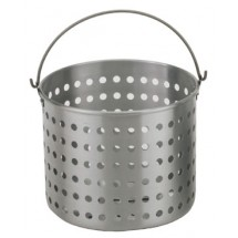 Royal ROY RSPT 20 B 20 Qt. Perforated Aluminum Steamer Basket