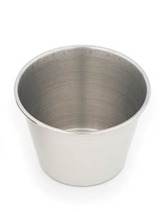 Royal ROY SC 25 Stainless Steel 2.5 Oz. Sauce Cup
