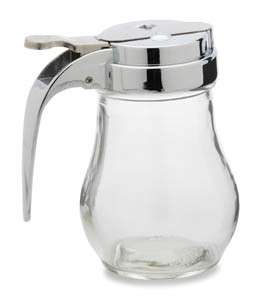 Royal ROY SD 6 Glass Syrup Dispenser 6 oz.