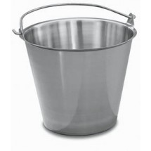 Royal ROY SP 13 Stainless Steel Ice Bucket 13 Qt.