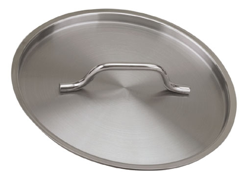 Royal ROY SS CVR 24 Stainless Steel Stock Pot Cover for 8 Qt. Pot