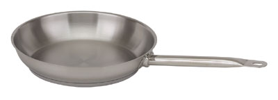 Royal ROY SS RFP 11 Induction Ready Stainless Steel Fry Pan 11""
