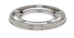 Royal ROY SUP 3 Stainless Steel Slotted Supreme Ring