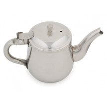 Royal ROY T 325 Stainless Steel 10 Oz. Gooseneck Tea Pot