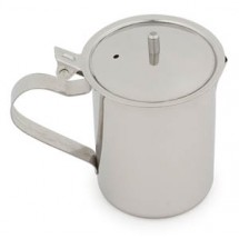 Royal ROY T 400 Stainless Steel 10 Oz. Creamer Server