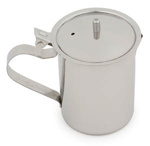 Royal ROY T 400 Stainless Steel Creamer Server 10 oz.