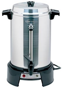 Royal WB 13500 West Bend Aluminum 55-Cup Coffee Maker