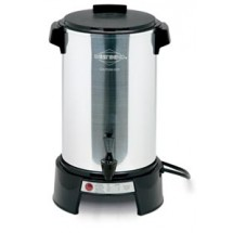 Royal WB 43536 Aluminum 12 to 36 Cup West Bend Institutional Percolator