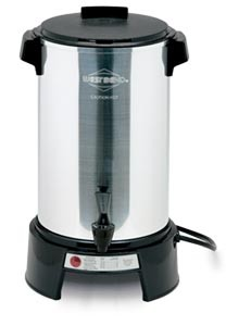 Royal WB 43536 West Bend Aluminum 36-Cup Coffee Maker