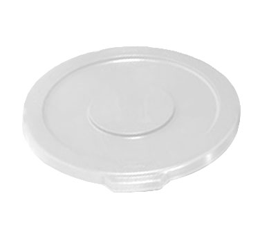 Rubbermaid FG261960WHT White BRUTE20 Gallon Trash Container Lid