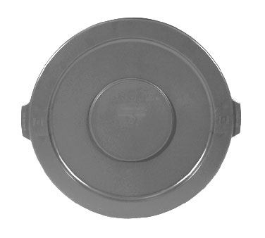 Rubbermaid FG263100GRAY BRUTE 32 Gallon Trash Container Lid