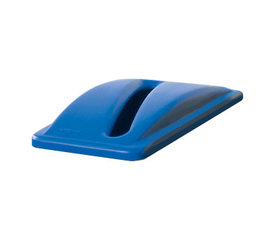 Rubbermaid FG270388BLUE Slim Jim 20-3/8