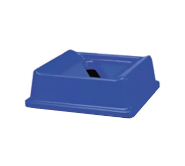 Rubbermaid FG279400DBLUE Untouchable 20-1/8