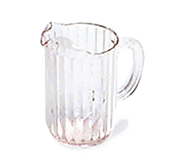 Rubbermaid FG333600CLR 32 oz. Bouncer Pitcher