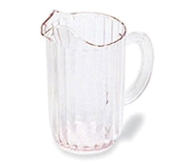 Rubbermaid FG333900CLR 72 oz. Bouncer Pitcher