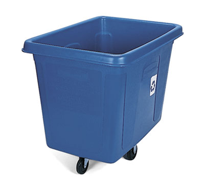 Rubbermaid FG461673BLUE 43-3/4