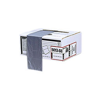 Rubbermaid FG501088GRAY Tuffmade Polyliner Bags 55 Gallon Drum