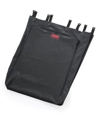 Rubbermaid FG635000BLA Premium 30 Gallon Linen Hamper Bag