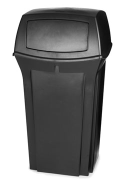 Rubbermaid FG843088BLA 35 Gallon Ranger Classic Container