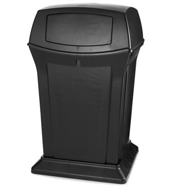 Rubbermaid FG917188BLA 45 Gallon Ranger Container