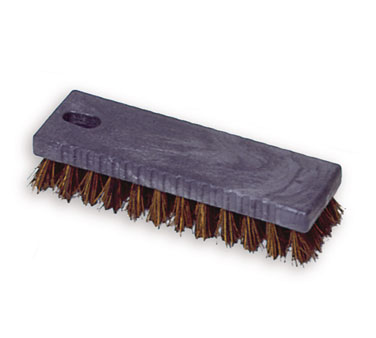 Rubbermaid FG9B2400BRN Square Block Scrub Brush